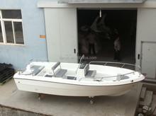 Liya yacht 5 meters accessories panga boat offshore fiberglass fishing boat