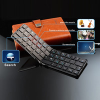 Bluetooth 4.0 Keyboard For Fanshion Enthusiasts