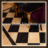 Best Selling black and white marble nero marquina buyer price