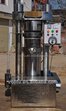 45-60 kg/hour mini hydraulic oil mill