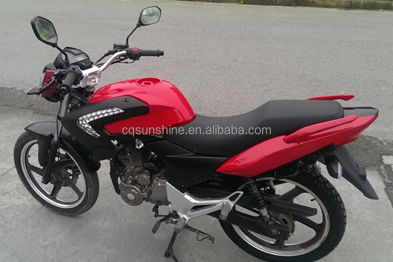 SX200-RX New Design Zongshen Engine 200CC Chinese Motorcycle
