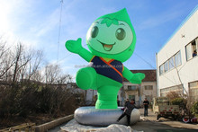 customized new style led giant inflatable cartoon characters balloon