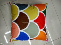 Wholesale Custom Printed Decorative Throw Pillow Bedding Sets