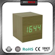 The Most Popular Top Sale Latest Designs Led Wood Basketball Desk Clock