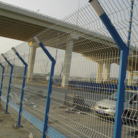 Professional pvc coated steel corner used fence post for sale