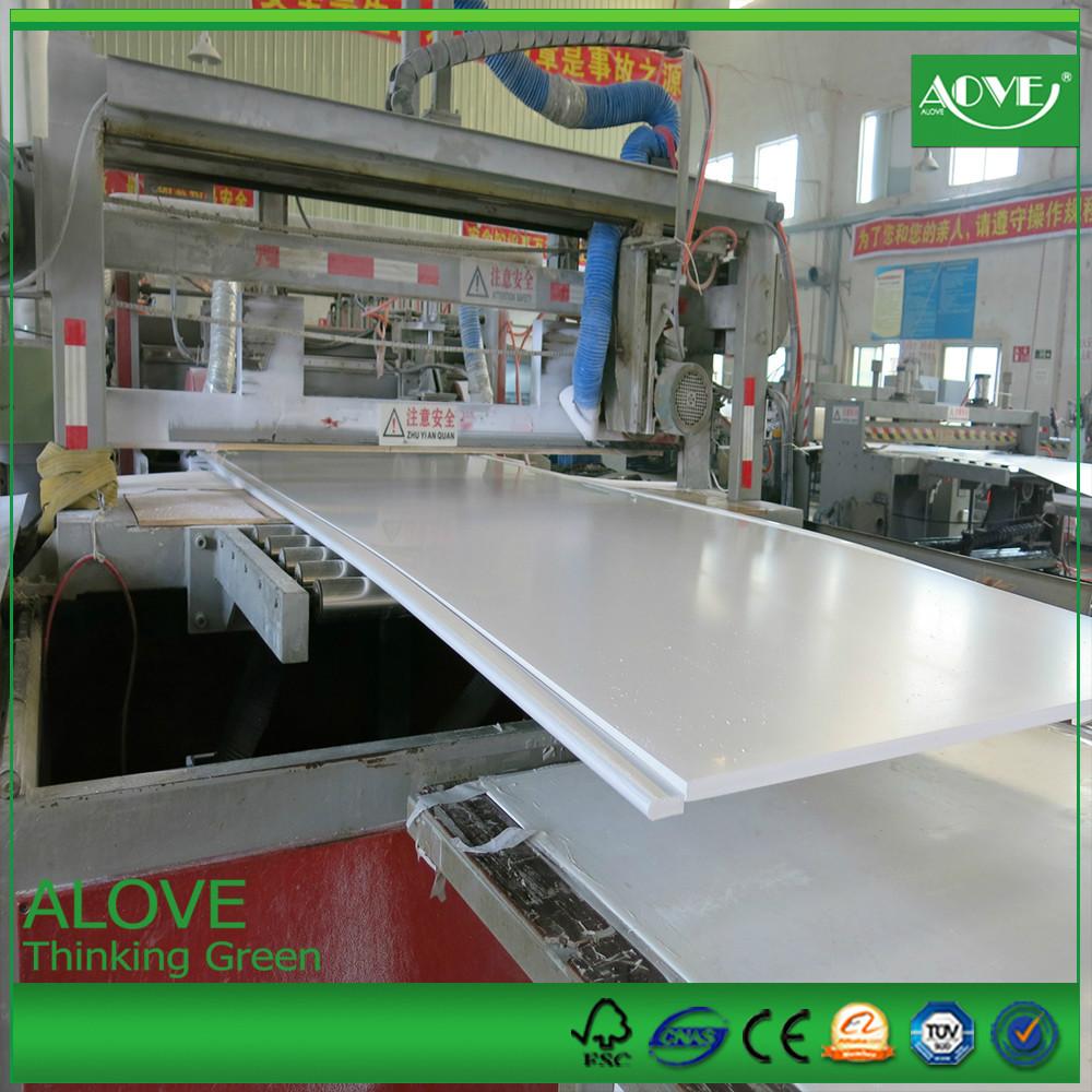 4'x8' 리드 무료 가벼운 무게 고품질의 PVC 시트 폼 보드 조각, 캐비닛