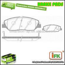 581012BA10 for Hyundai Veracruz SORENTO SSANG YONG Brake Pads