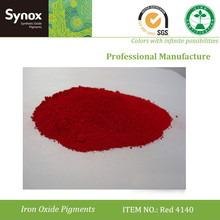best color tiles used red iron oxide