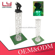 Factory Cheap 12inch Mini Spigot Global Truss , Small Stage Lighting Truss , Used Truss Equipment for Concert