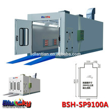 2015 new products portable paint booth/furniture spray booth/portable spray booth