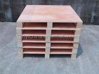 low MOQ plywood euro type pallet