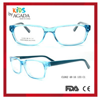 New design acetate kids price tags glasses