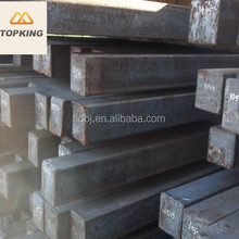 Top rei Prime MS barra quadrada de aço Billet aço tamanho 120 * 120 3SP aço de alta qualidade Billet