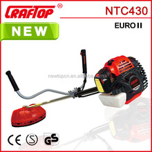 grass trimmer NTC430 with spare part for garden machine