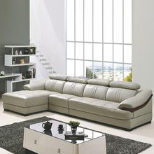 contemporary italian sofa in china / brushed leather sofa / recliner sofa singapore
