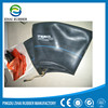 Butyl rubber tyre tube and natural rubber tyre tube