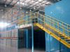 Steel Platforms Mezzanine Floor Racking System