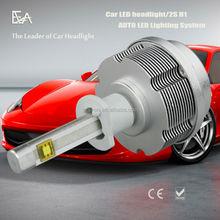Car led head light/led car door logo laser projector light/cadillac car led welcome light logo