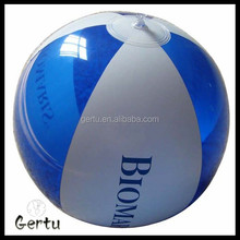 ISO audit promotional custom design branded pvc beach ball