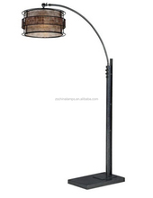 trending hot products in 2015 gracious floor lamp with black luxury fashionable lampshade factory direct sell best wedding gift