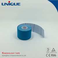 2015 multicolor kinesiology match game multifunction Joint Pain tape Olympic Accessory Porous Cotton Fabric tape