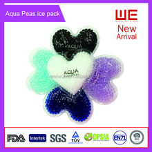 Reusable PVC hot and cold gel ice packs