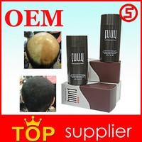 Private Label 2016 OEM Keratin Hair Building Fibers Oil