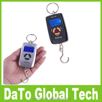 45kg x 10g Double Precision Digital Hook Hanging Weighing Scale
