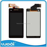 Best price LCD touch digitizer assembly LCD display digitizer for Sony Xperia V LT25 Accept Paypal