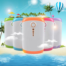 2014 Travel Essentials!! portable battery charger/uinversal power bank charger/Dual USB battery pack 6000mAh