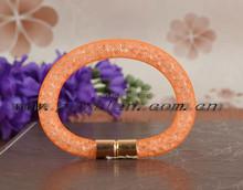Fashion cheap handmade czech crystal small beads bracelet