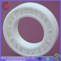 chrome steel and ceramic single row deep groove ball bearing 6203 zz 2rs