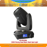 Made in China hot 350W 17R beam wash spot moving head stage lighting