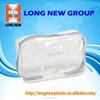 Custom size transparent PVC cosmetic bag