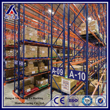 Corrosion Protection Feature and Steel Material Industrial Warehouse Racking System
