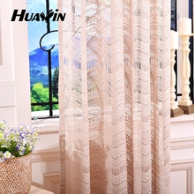 100%polyester warp knitting fabrics for window curtains