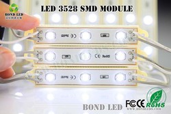LED module Waterproof Injection China/high power LED module/smd 3528 module led, factory direct with good price
