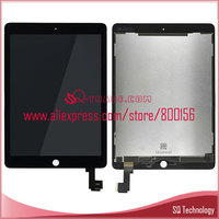For iPad 6 for iPad Air 2 Lcd screen display with Digitiizer Touch Screen Assembly Black Color Wholesale Alibaba