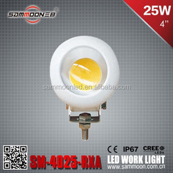 25W 4 INCH LED WORK LIGHT MINI LED MOTORCYCLE LIGHTING