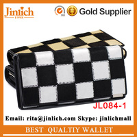Exclusive Gold Silver Clutch Evening Bag Women's Wallets