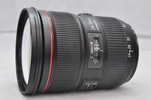 Digital camera lens Canon EF24-70F2.8LII