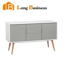 LB-AL5002 New 2015 OEM 3 doors wooden office file filling cabinet