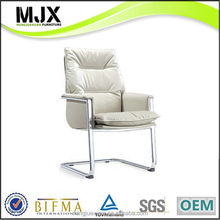 Good quality promotional executive chair with wood armrest