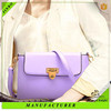Light color small fashion women shoulder bag for messenge
