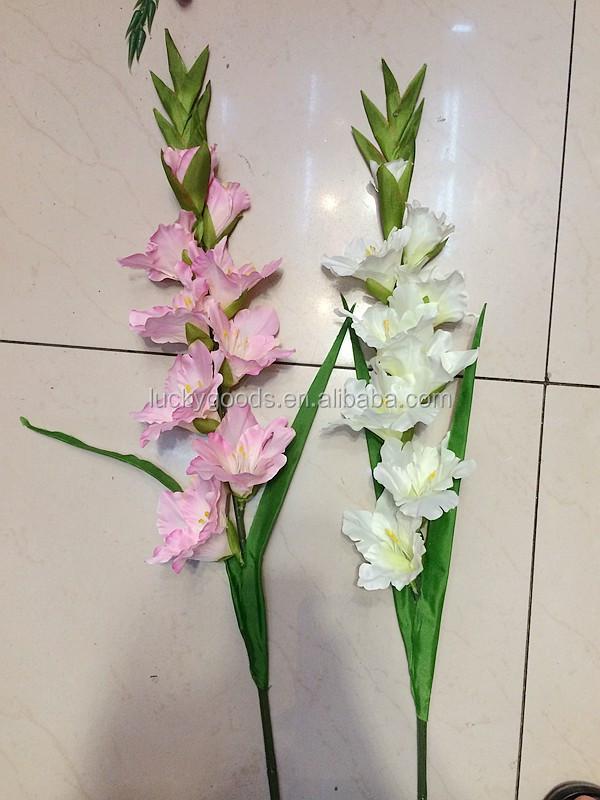 Tall Vase Gladiolus Wedding Flowers With Long Stem Wholesale Buy