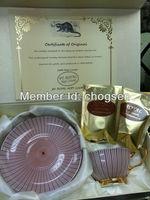 Kopi Luwak Elegant coffee cup & Saucer of Oriental Manor Set