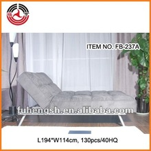 Lounge Chaise sofa bed/Puffy TV Room Lounge bed