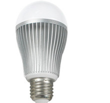 Hottest new product 9w E27/E26/B22 ww&cw intelligent bulb dimming color light