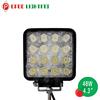 Super bright12v led work light,Epistar 48w 4.3inch 12v led work light