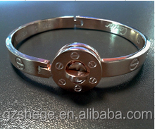 New stainless steel gold bangles ,hot selling fashion bangles for young people,,popular watch bangles